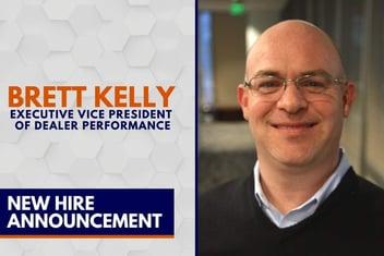 Brett Kelly Announcement