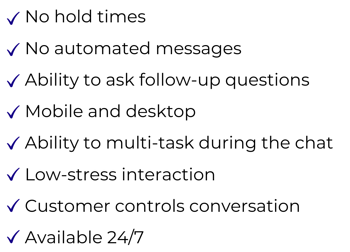 Chat Advantages-1