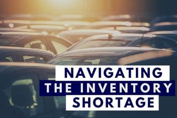 Navigating the car inventory shortage